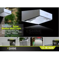 Buy cheap Home Outdoor Solar Motion Security Light Fireproof Grade PC Environmental Protection IP54 Waterproof product