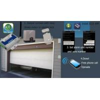 China GSM Based Wireless SMS Control Gate Door Opener(1 Output / 2 Inputs ) on sale