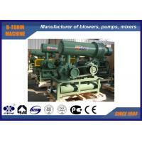 Cast Iron Roots Lobe Blower , Roots Air Compressor with Pressure 10-70KPA