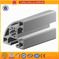 Buy cheap Industrial useage aluminum extrusion profiles for industrial / anodizing profiles product