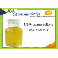 Buy cheap Light Yellow Liquid General Reagents  1,3-Propane sultone with CAS 1120-71-4 product