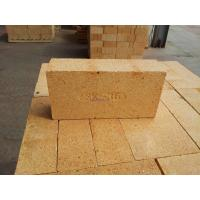 Low Iron Content High Alumina Fire Bricks Refractory Corrosion Resistance