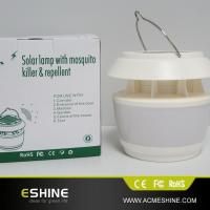 Buy cheap Energy Saving Solar Mosquito Killer Light Detachable For Garden product