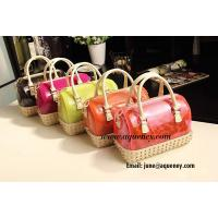 Buy cheap Wholesale fashion vogue silicone handbag, Candy jelly bag product