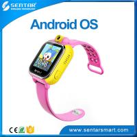 Buy cheap V83 Europen Fashion Gps Kids Security Watch, 3G Gps Tracker Watch, Gps Watch from wholesalers