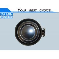 Buy cheap Trunnion Shaft Cover 1513870132 For CXZ51K Black Dish Shape ISUZU Parts product
