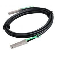 Buy cheap 40G QSFP+ To QSFP+ Copper fiber Optical Direct Attached Cable product