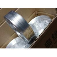 Quality Cooper Coat Galvanized Flat Wire For Stitching / Carton Binding Wire for sale