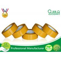 Hot Melt Personalised OPP Packing Tape 48MM X 50M 43mic High Tensile Strength