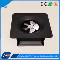 Buy cheap Rechargeable Small Solar Exhaust Fan , Solar Ventilation Fan With Battery Operated product