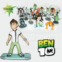 China ben-10 plastic doll (19-style) on sale