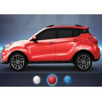 China Single Level Automatic Electric Car , 25 KW Motor Power 100km/H Electric Little Cars on sale
