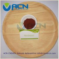 Buy cheap Natural Astaxanthin  5% HPLC Haematococcus Pluvialis Oil Dark Red Oil from wholesalers