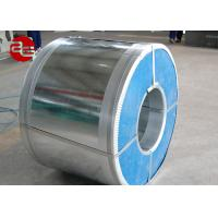 Quality PPGI / PPGL Galvanized Sheet Coil , 0.12mm - 2.0mm Color Coated Galvalume Roofing Sheet for sale