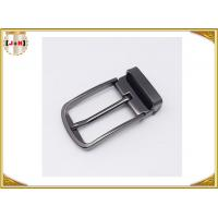 Buy cheap Pin Type Reversible Metal Belt Buckle , Mens Coat Belt Buckles Replacement product