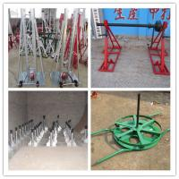 Buy cheap Cable drum trestles, made of cast iron,Jack towers,Cable Drum Lifting Jacks product