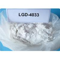China 99% Purity Powerful Sarms Steroids LGD-4033 Powder For Muscle Building Supplements wholesale
