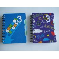 A6 hardcover  spiral notebook for back to school
