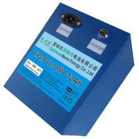 Buy cheap lifepo4 battery pack 48 volt 12Ah for UPS /backup /solar energy system product