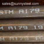 Buy cheap ASME SA179 steel tubing product