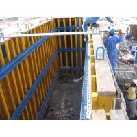 Buy cheap Custom Platform Formwork / Automatic Climbing Formwork For Equipment Shaft , Elevator Shaft product