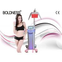 Buy cheap Permanent Laser Hair Regrowth Machine , Hair Care Therapy Device With CE Approved product