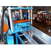 Buy cheap Innovation technology galvanized steel cable tray roll forming machine manufacturer product