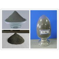 Buy cheap Gray Flux Cored Wire Material Ferro Molybdenum Powder Mo 55% / Mo 60% product