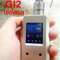 Buy cheap 100w iG2 box mod with variable voltage 100w and dual 18650 battery cell &iG 2 chip mod from wholesalers
