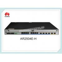 Buy cheap Huawei Router AR2504E-H IoT Gateway 8*GE LAN 1*USB 1 X DO 2*WSIC 60W AC / DC product