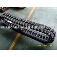 Buy cheap Rubber Crawler,rubber track,harvester product