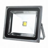 Buy cheap 20W LED Floodlight with Sensor Switch, High Lumen Output and IP65 Protection Degree for Outdoor Use product