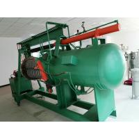Buy cheap Fully Automatic Horizontal Pressure Leaf Filter With Hydraulic Control product