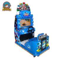 Bucket Paradise Arcade Game Machines Racing Type For Amusement Park