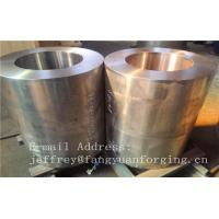Buy cheap S355J2G3 Carbon Steel Forgings  S355J2 , Pressure vesel Forged Steel Ring product