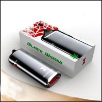 Buy cheap 3 In 1 Herbal Kit Dry Herb Wax Vaporizer 100% Authentic Kingtons Black Widow product