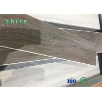 China Natural Wood Flooring Luxury Vinyl Plank With IXPE Backing PVC Sheet 2-6MM Thickness on sale