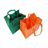 Buy cheap Wine Bottle Bag,Non Woven Drink Bag, Wine bag product
