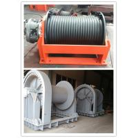 Buy cheap Boat And Lifting Electric Lebus Grooved Drum For Lifting Machinery product