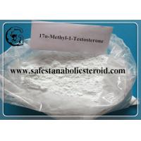 Buy cheap M1T Anabolic Steroid Hormones 17α-Methyl-1-Testosterone CAS 65-04-3 For Muscle Gain product