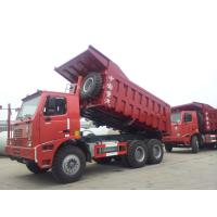Buy cheap ZZ5707S3840AJ 70 Tons Industrial Mining Tipper Trucks Volume 30m3 And 371hp product
