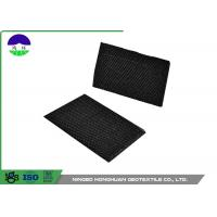 High Efficiency Geotextile Road Fabric Easy Installation Selectable Tensile Strength