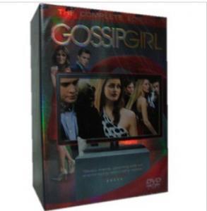 China tv series star trek Gossip Girl BOX SET Season 1-5 complete tv boxset on sale
