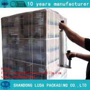 China LLDPE Stretch Film/plastic wood finish edge banding tape on sale