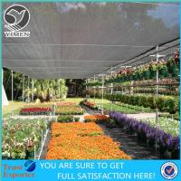 China Hot Sale HDPE Sun Shade Netting Roll Fence Net Sun Wind Screen UV Resistant wholesale