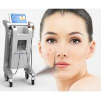 Buy cheap High quality deeper tissue effect stretch marks removal rf fractional microneedle therapy system from wholesalers