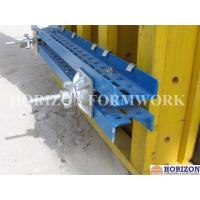 Buy cheap Steel Formwork Tie Rod System With Dywidag Thread , Flanged Wing Nut and Water Stop product