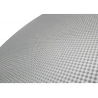 Buy cheap White DPF Substrate Cordierite Wall Flow Filter With High Filtration Efficiency product