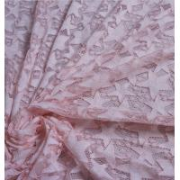 Buy cheap 2017 Hot Sale Pink Hollow-out the Five-Star Flower Fall-Plate Stitch  Lace  Fabrics product