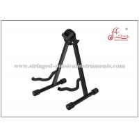 Buy cheap Sitting Type Guitar Adjustable Music Stand With Custom A Frame Metal Material 1.4 Kg product